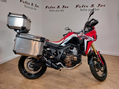 AFRICA TWIN  DCT - 2016