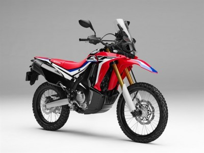 CRF250 RLA Dakar Look