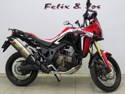 CRF1000 - ABS-DCT AFRICA TWIN