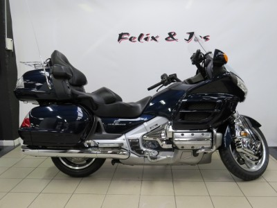 GOLDWING 1800 DELUXE - 2011