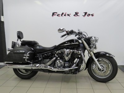 XVS1300A Midnight Star - 2008