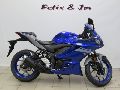 YZF-R3 - STOCK